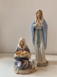 Mother Mary Holding baby Jesus – Christmas Gift – Christ – Statue of Mary