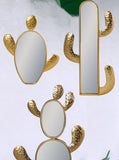 Cactus Design Wall Mirrors, African Inspired, Botanical Living