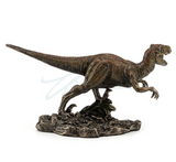 Dinosaur Figuring Collection – Vicious Velociraptor Skeleton –  Jurassic World