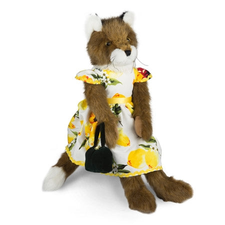 Fox Doorstops - Animal Doorstops - Mrs Fox