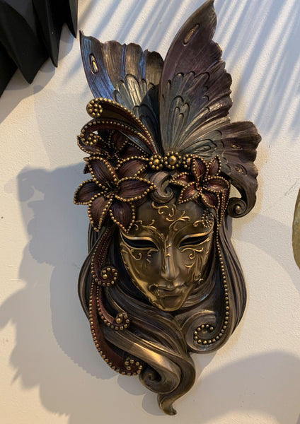 IL GIGLIO Venice Mask – Venetians Mask  – Anonymous masks