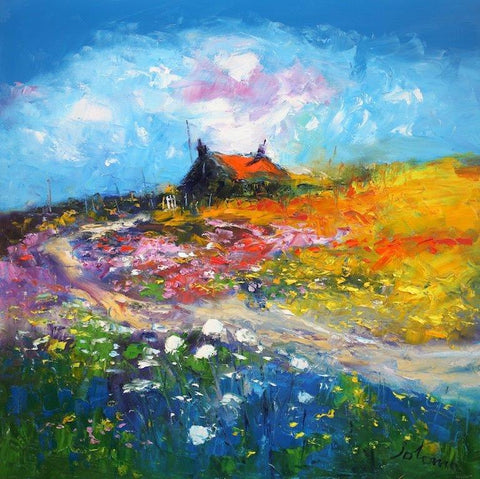 John Lowrie Morrison OBE (JOLOMO) 'The Magical Light of Argyll and the Isles' 5 Dec 2020 - 17 Jan 2021