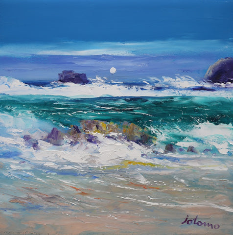 Seascape by Jolomo at Iona House Gallery