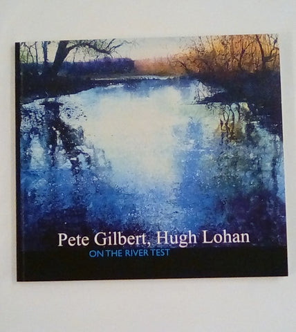Pete Gilbert and Hugh Lohan 'On the Test' book at Iona House Gallery