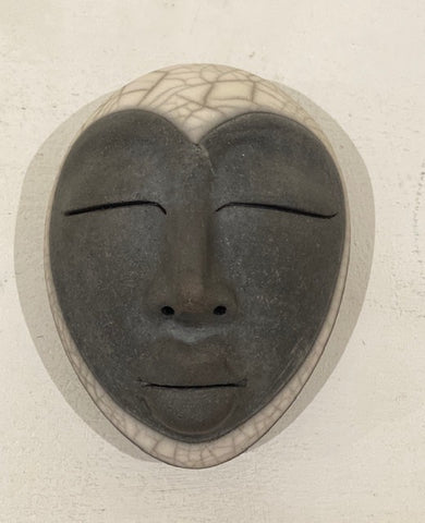 Sue Hanna 'Pebble People' ceramic £155