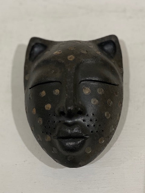 Sue Hanna 'Cat People' ceramic £155