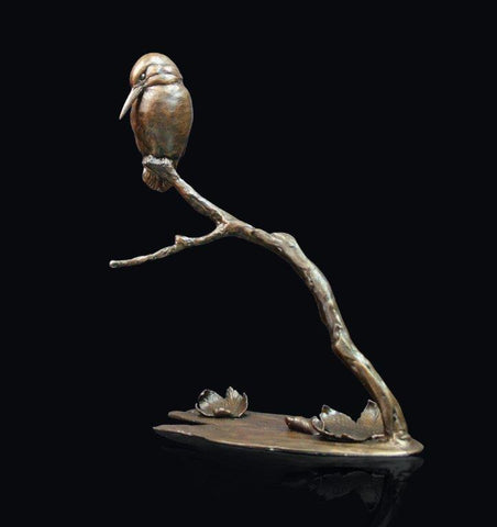 Michael Simpson 'Autumn Breeze' bronze (edition of 95) H17cms