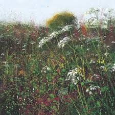 Paul Evans 'Hogweed and Gorse' limited edition print 16 of 95 (unframed)