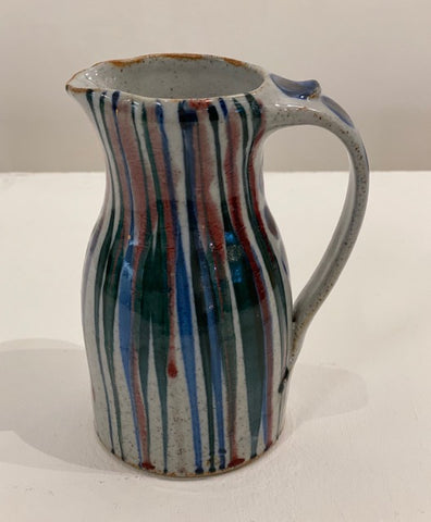 Robert Goldsmith 'Milk jug' ceramic H15cm W11cm D9cm