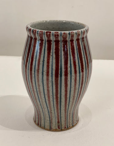 Robert Goldsmith 'Small vase' ceramic H15cm W11cm D10cm