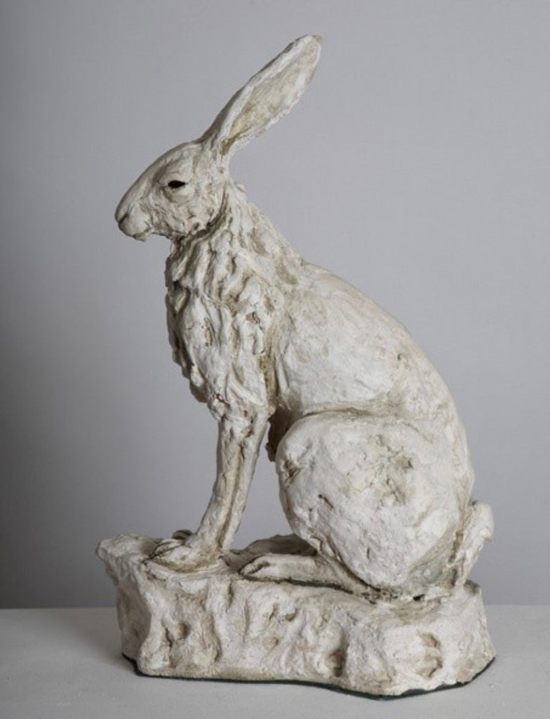 Tanya Brett hare at Iona House Gallery