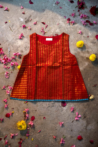 Gulab handwoven top/blouse