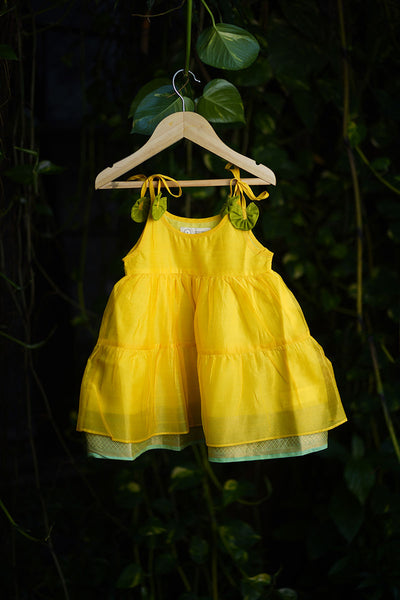 Nargis Sleeveless Tiered Dress (6-12 months)
