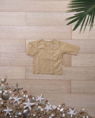 'Big Warm Bear Hug' with Sleeves - Unisex (0-6 months)