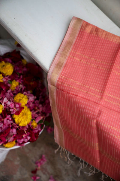Kamal handwoven saree