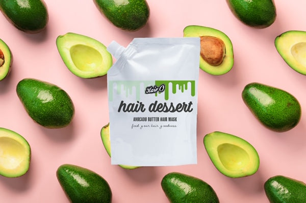 Avocado Butter Hair Mask -200ml