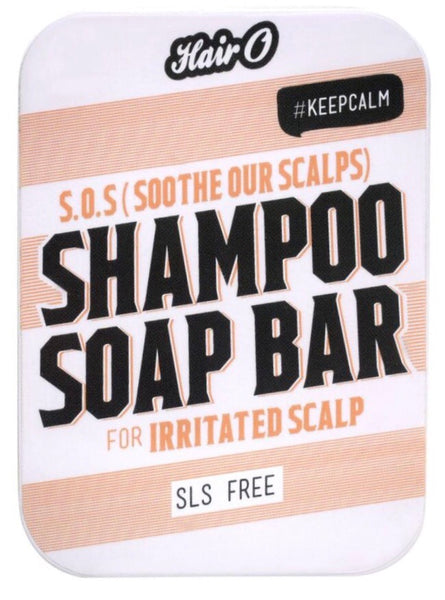 S.O.S Soothe Our Scalps Shampoo Bar