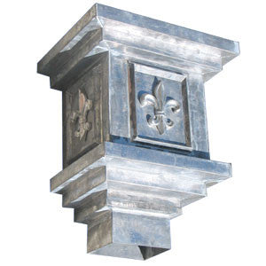 Curot- Zinc Leader Head - Wholesale Gutter Systems