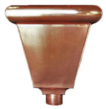De La Tour- Copper Leader Head - Wholesale Gutter Systems  - 2