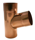 COPPER Y CONNECTOR - Wholesale Gutter Systems  - 1