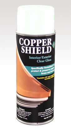 Copper Shield Interior/Exterior Clear Gloss - Wholesale Gutter Systems