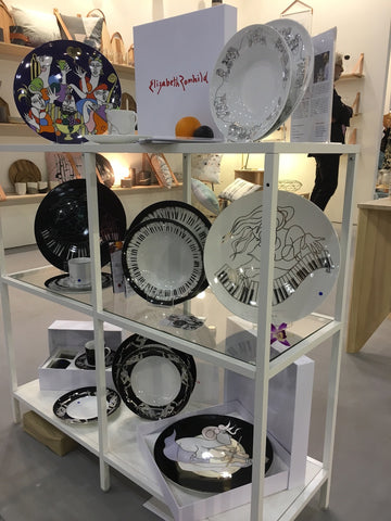 A successful event for Elizabeth Romhild Design at IFFS 2016, Singapore Expo, Singapore. 10-13th March, 2016