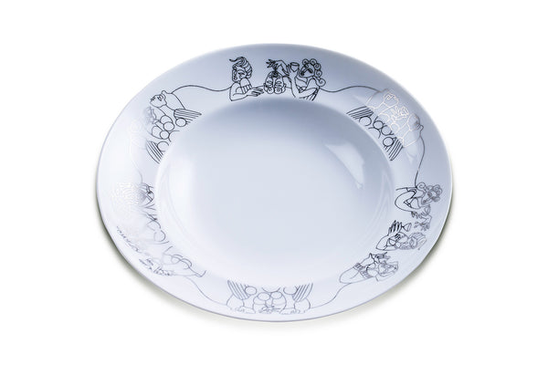 La Boheme Design - Soup and Pasta Plate