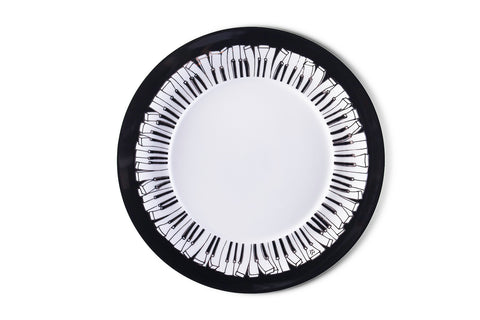 Piano Design - Dinner Plate