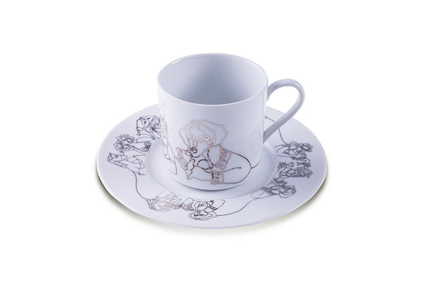 La Boheme Design - Coffee and Tea set