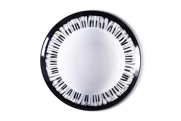 Piano Design - Soup and Pasta Plate