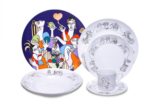 La boheme Design - Full Dinner Set