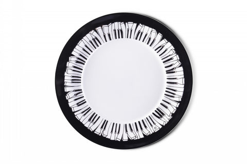 Piano Design - Dessert and Starter Plate