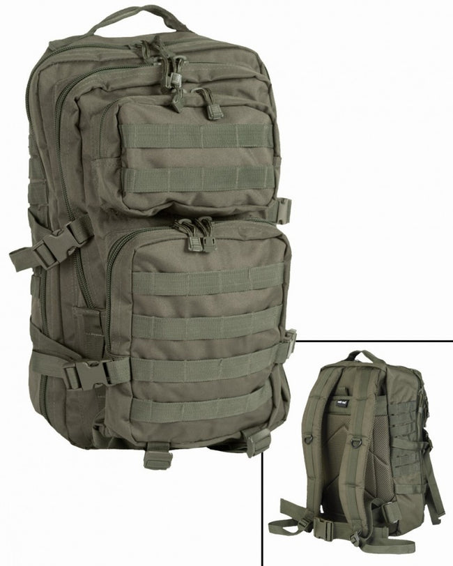 Modular recon assault backpack rucksack Molle  Patrol army 36L CHOICE 3 COLOURS