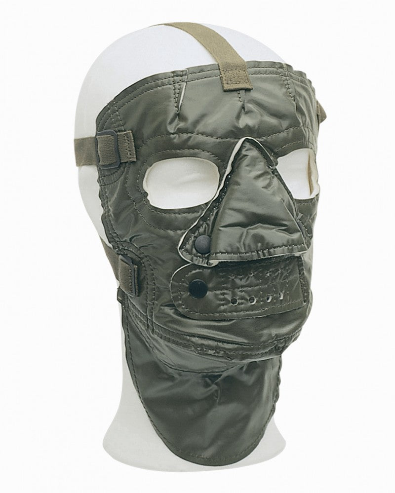 Extreme cold weather face mask, available in 2 colours, adjustable