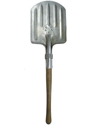 Swedish army military surplus lightweight and compact snow shovel