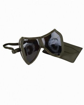 Dutch army surplus Itailan made CLIP ON  Luxottica sunglasses