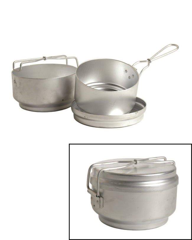 czech east european 3 piece mess set