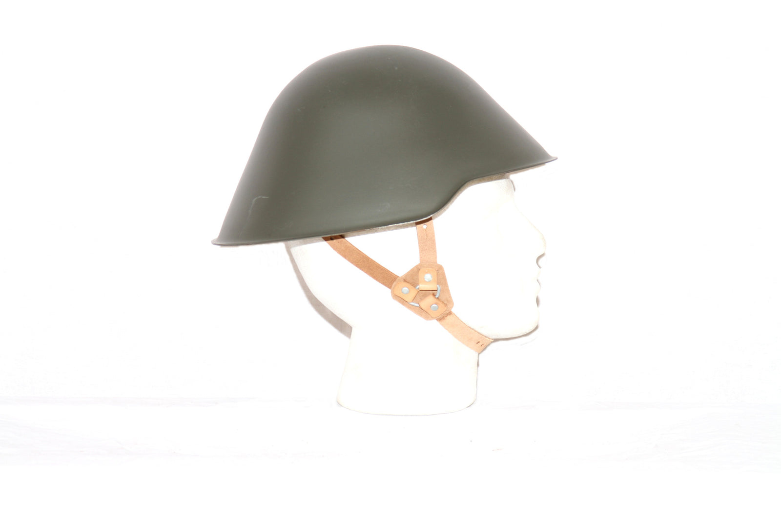 East German Military Helmet and Net cover *NEW*