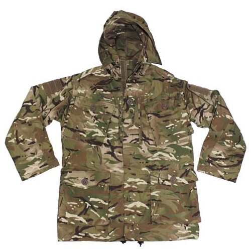 British army surplus mtp smock