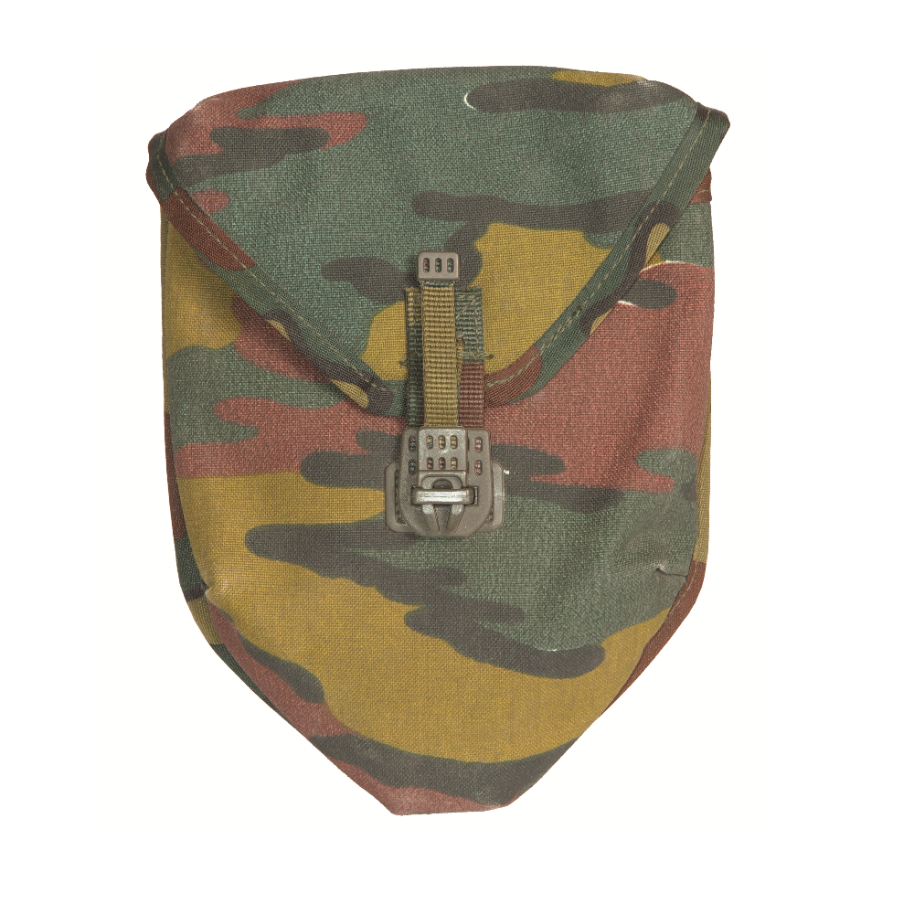Belgian army surplus entrenching tool cover