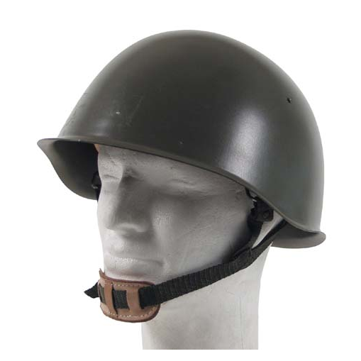 Bulgarian  military army surplus M72 combat helmet - NEW / UNISSUED