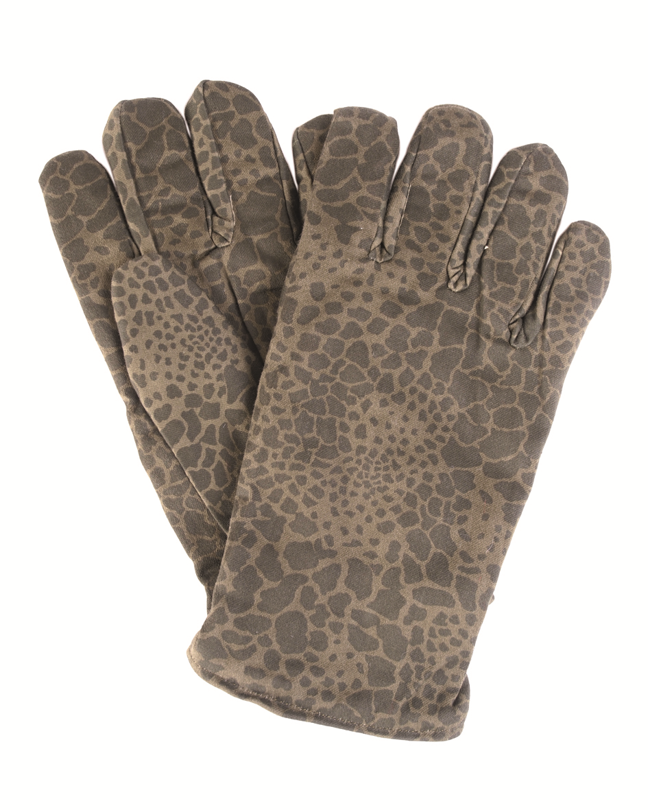Military  army surplus puma camouflage winter gloves