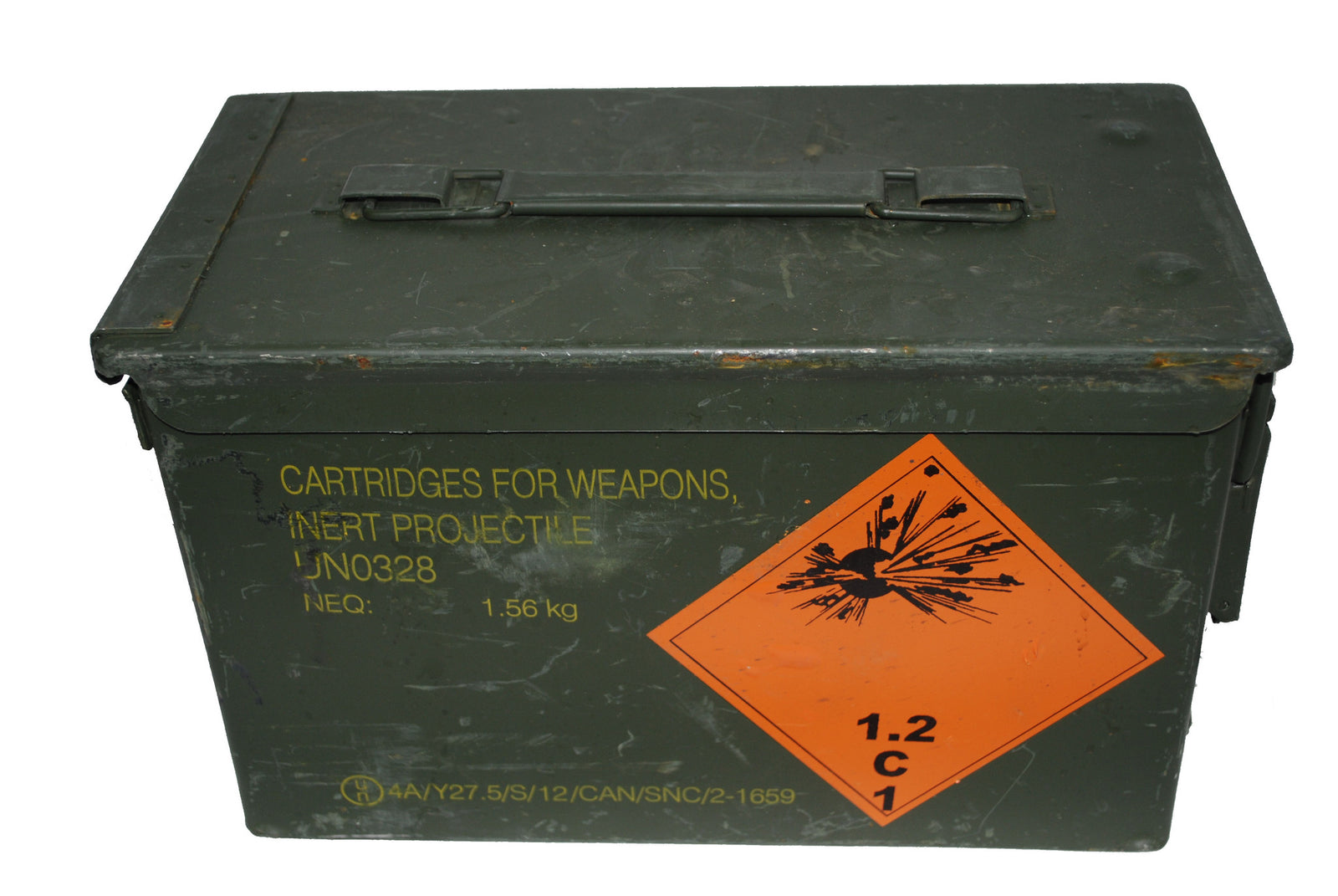 ... Ammunition ammo box 50 cal military surplus NATO storage tools ...  sc 1 st  Surplus and Lost - Shopify & Ammunition ammo box 50 cal military surplus NATO storage tools ...