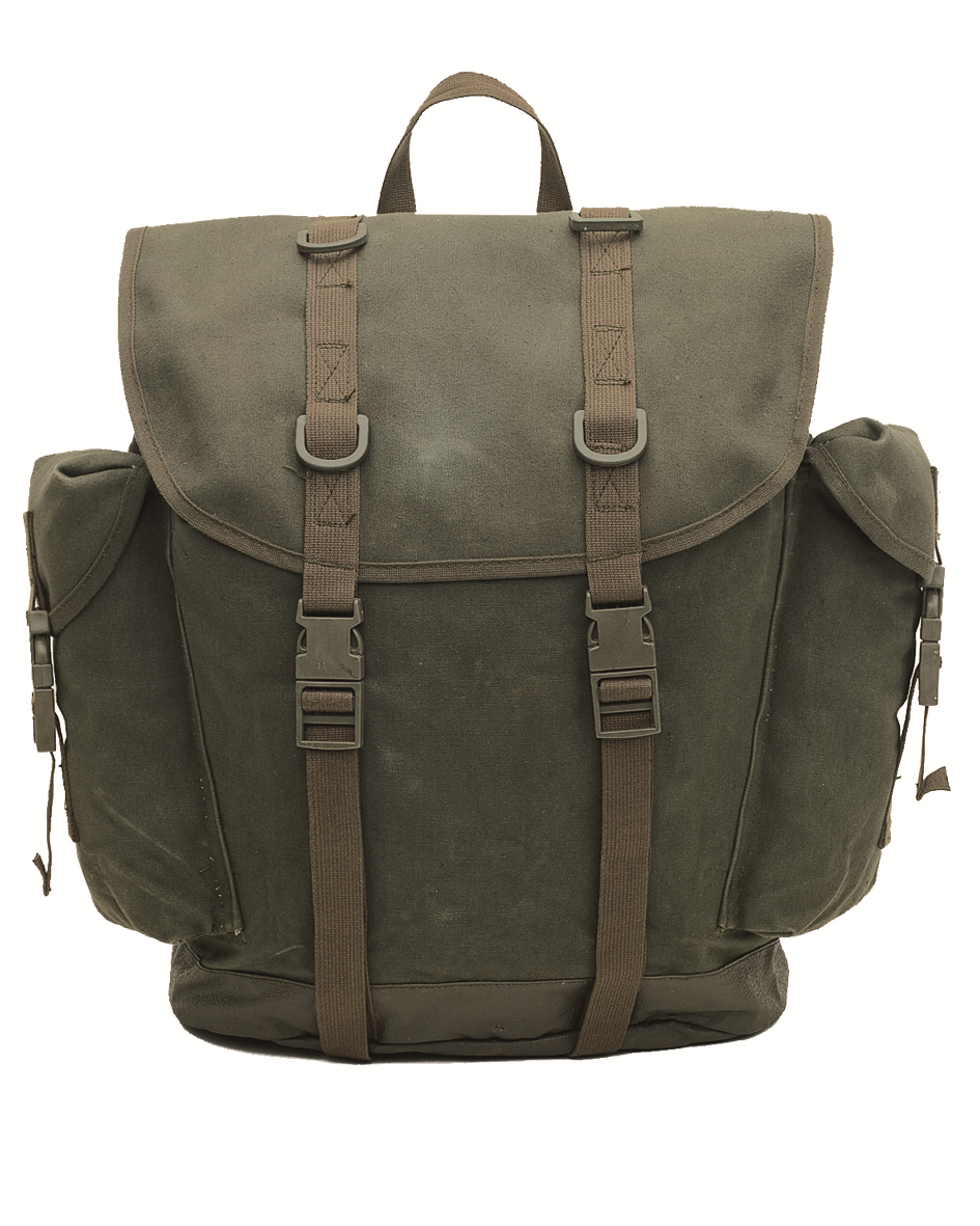 Original German army issue mountain backpack