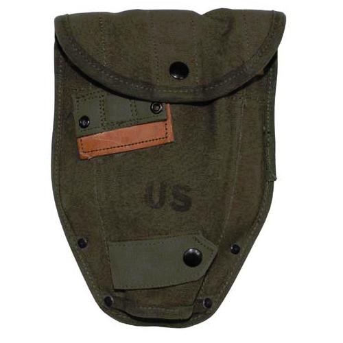 US army surplus entrenching tool spade cover