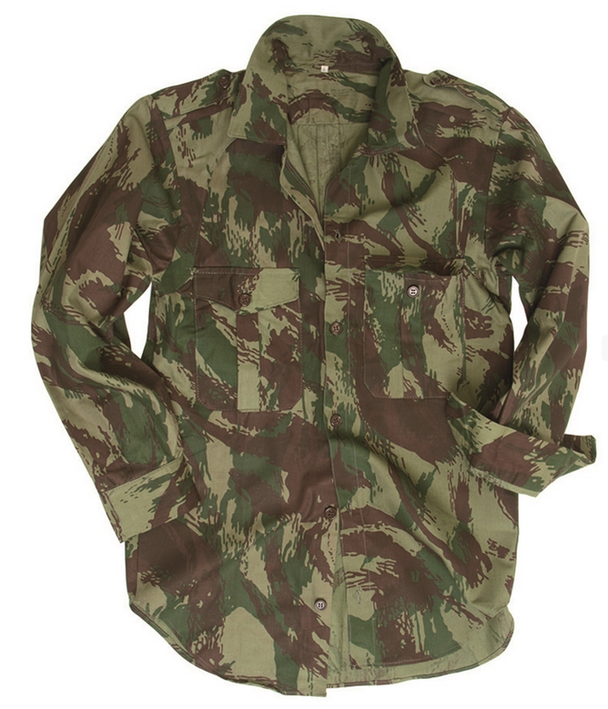 portugese field shirt