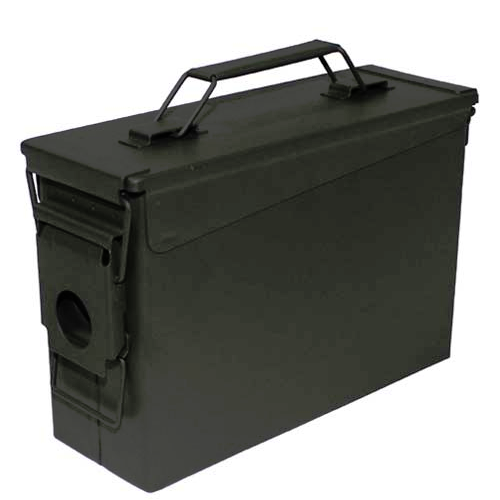 New 30 cal ammunition box