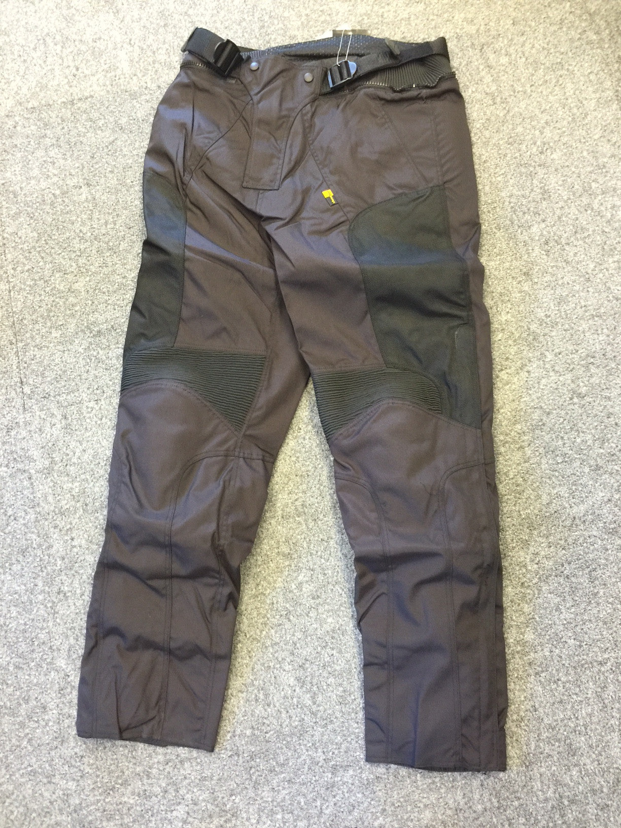 Army surplus Cordura motorcycle trousers LARGE new in packing
