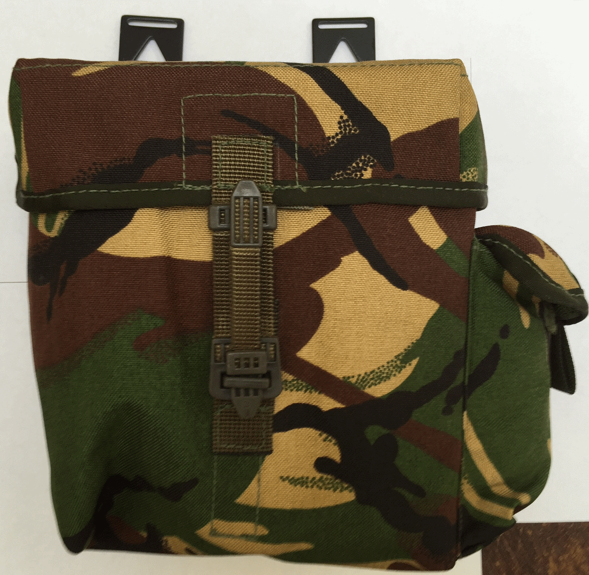 NEW/UNISSUED British army surplus DPM camo pouch PLCE webbing