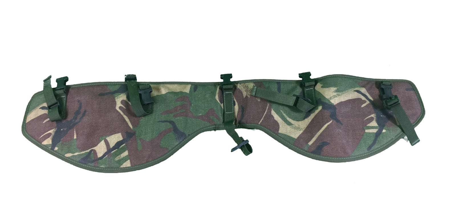 British army surplus DPM camouflage PLCE hip protection / padding